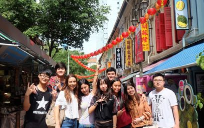Hawthorn English Students Excursion to Chinatown