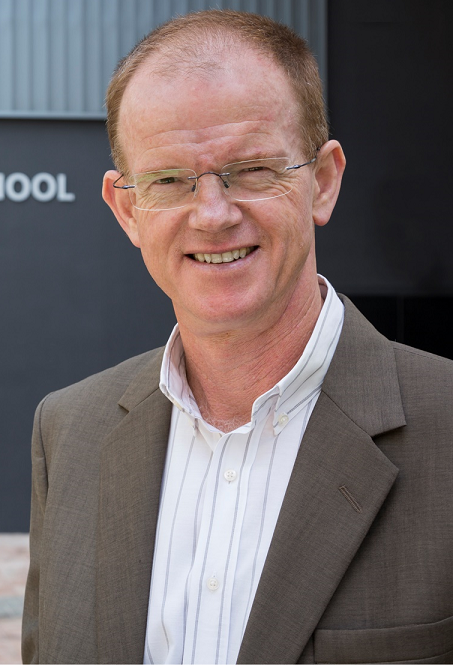 Professor Ross Guest @ Griffith Guest Lecture
