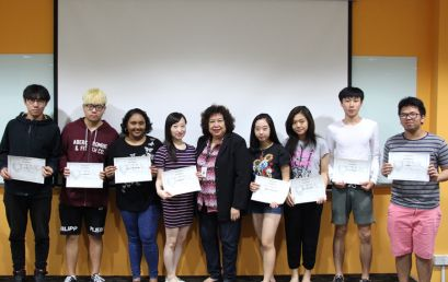 Student Club Appointment Ceremony 2018