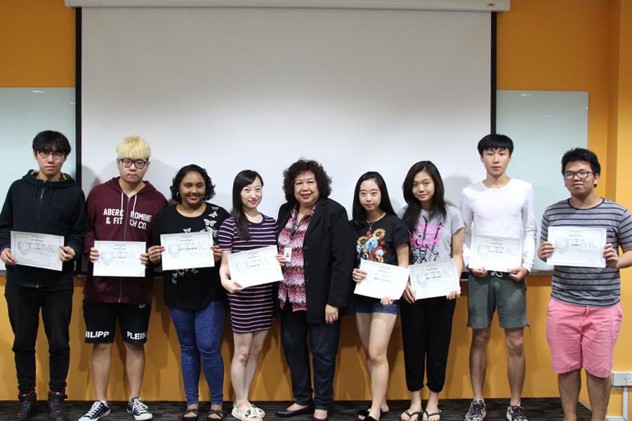 TMC Academy Student Club 2018