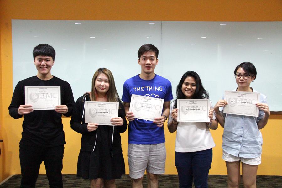 TMC Academy Student Club 2017