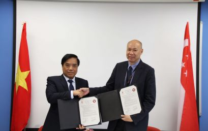 TMC Academy and Foreign Trade University, Vietnam MOU Signing Ceremony