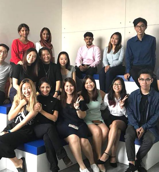 IPRS Student Chapter Members Visit Communications Consultancy Firm, Ruder Finn