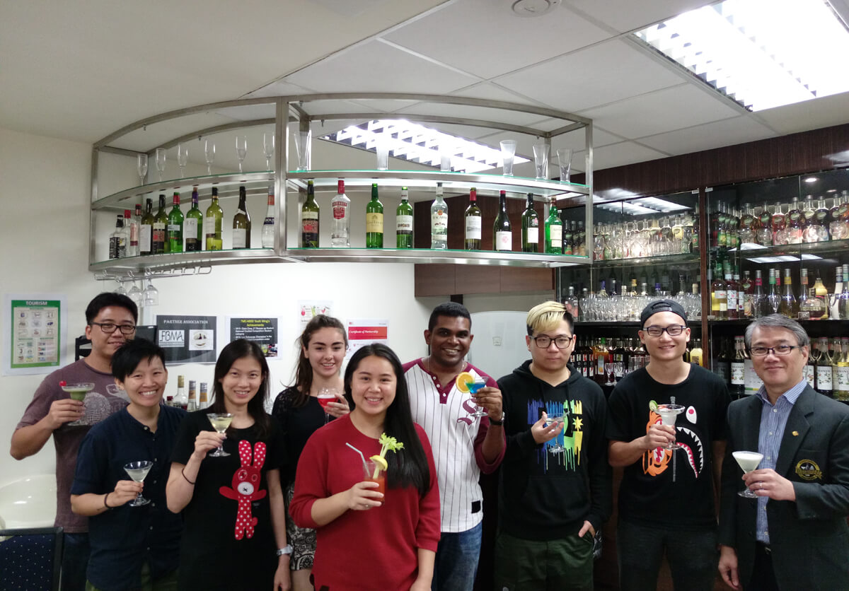 Photo Highlights @ TMC Academy Mixology Short Course