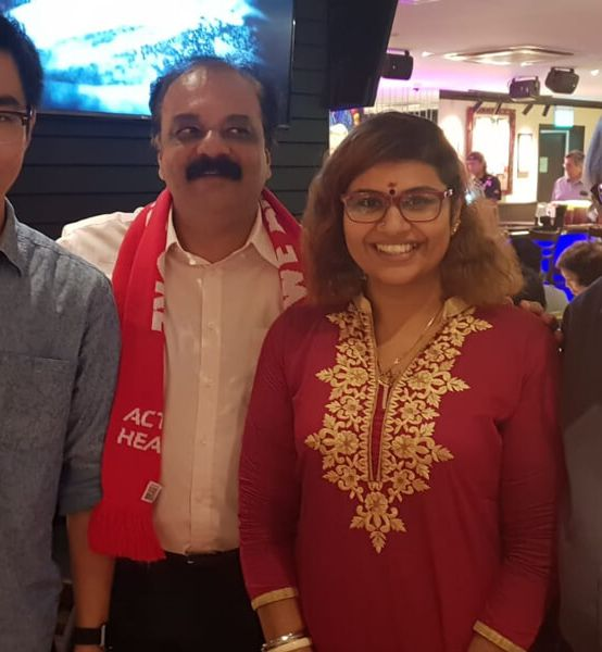 IPRS National Day Party