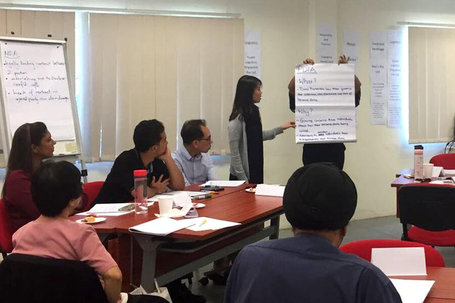 Presentations - Work in a Team Photo