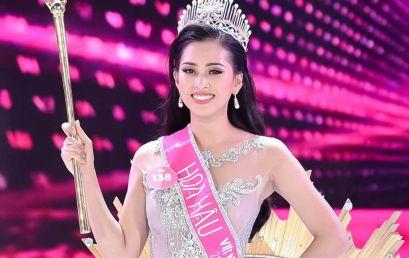 TMC Academy and Partner Universities Award Scholarship to Miss Vietnam