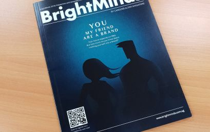 TMC Academy Students Featured in BrightMinds Magazine