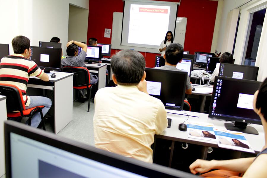 TMC Academy Facilities Computer Classroom