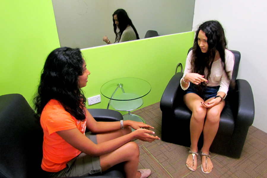 TMC Academy Facilities Counselling Room