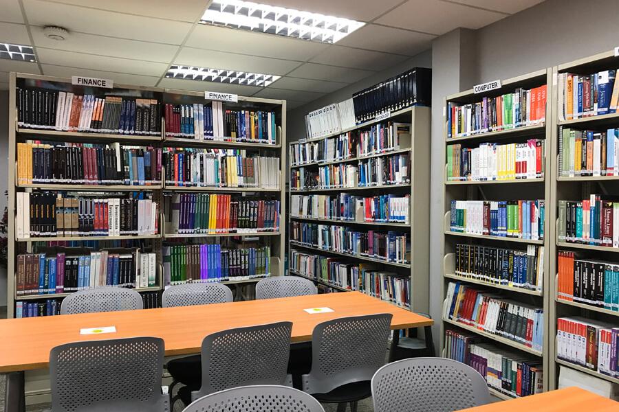 TMC Academy Facilities - Library