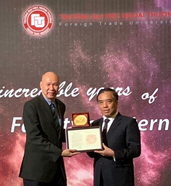TMC Academy and Foreign Trade University Celebrates International Education Partnership