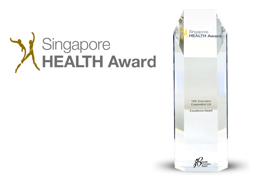 TMC Academy Singapore Health Award 2017 Achievement