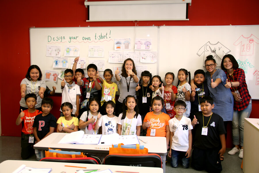 Future Talents - Thai Elementary Student Holiday English Program