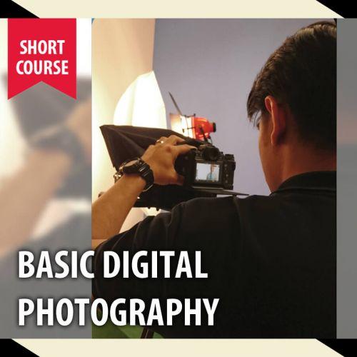 TMC SkillsFuture Short Course Basic Digital Photography Thumbnail