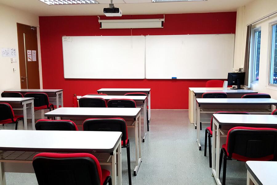 TMC Academy Facility Rental Classroom