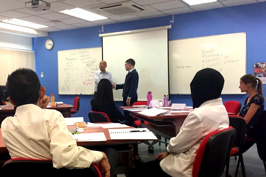 TMC Academy Facility Rental Classroom 2